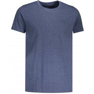 Pánské triko s krátkým rukávem SAM 73 HOMIL MTSR525 TMAVĚ MODRÁ