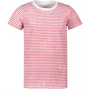 Dětské triko s krátkým rukávem SAM 73 ZIKO KTSR267 ČERVENÁ