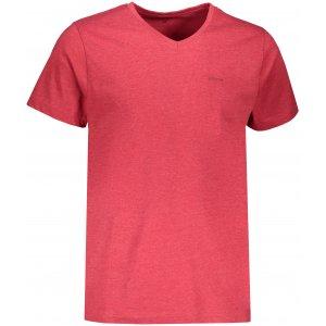 Pánské triko s krátkým rukávem SAM 73 LADIUS MTSR524 ČERVENÁ