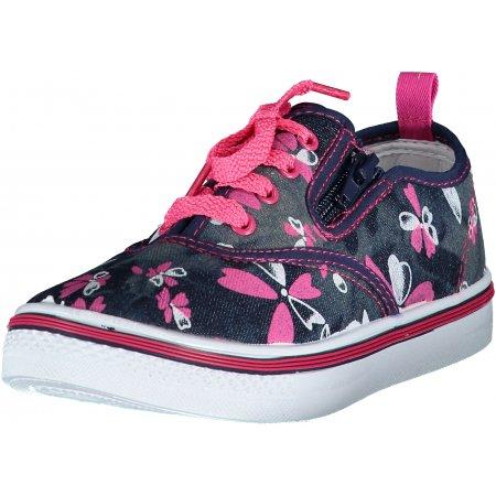 Dětské boty ALPINE PRO SAIRO KBTR235 RŮŽOVÁ