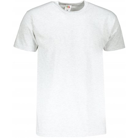 Pánské triko s krátkým rukávem FRUIT OF THE LOMM SUPER PREMIUM T ASH
