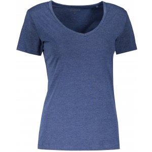 Dámské triko s krátkým rukávem SAM 73 MELEKA LTSR614 TMAVĚ MODRÁ