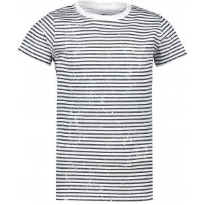 Dětské triko s krátkým rukávem SAM 73 ZIKO KTSR267 TMAVĚ MODRÁ