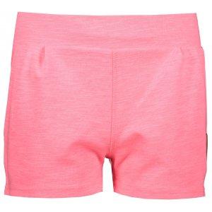 Dívčí šortky SAM 73 GS 521 RŮŽOVÁ NEON