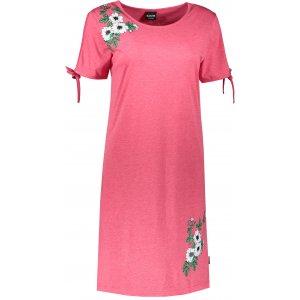 Dámské šaty SAM 73 WZ 773 RŮŽOVÁ