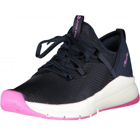 Dámské sportovní boty ALPINE PRO LOSIA LBTR252 MODRÁ