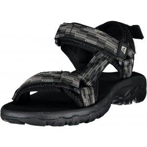 Dámské sandále ALPINE PRO ARNE UBTR209 ČERNÁ