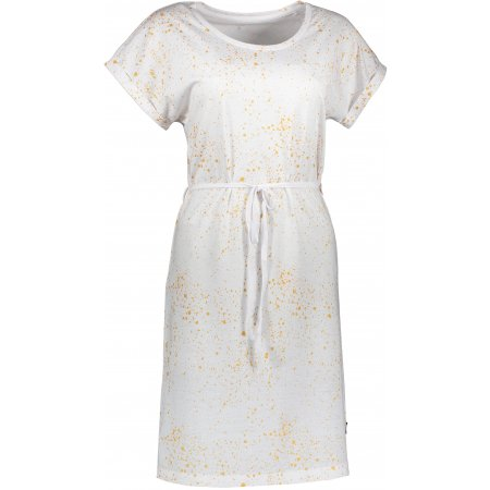 Dámské šaty SAM 73 LSKR237 BÍLÁ