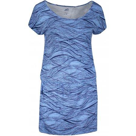 Dámské šaty HANNAH ZANZIBA PLACID BLUE/TRUE NAVY