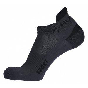 Ponožky HUSKY SPORT ANTRACIT/ČERNÁ