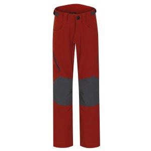 Dětské kalhoty HUSKY ZONY TMAVĚ CIHLOVÁ