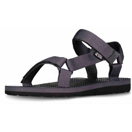 Pánské sandále NORDBLANC SOLTICE NBSS6884 TMAVĚ ŠEDÁ