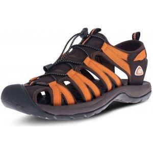 Pánské sandále NORDBLANC EXPLORE NBSS91 HNĚDÁ