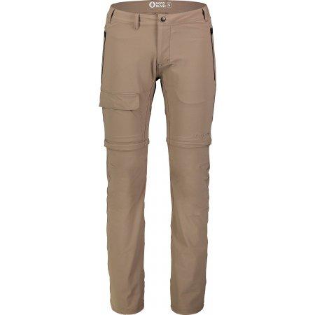 Pánské kalhoty/kraťasy NORDBLANC WEND NBSPM7124 PODZIMNÍ HNĚDÁ