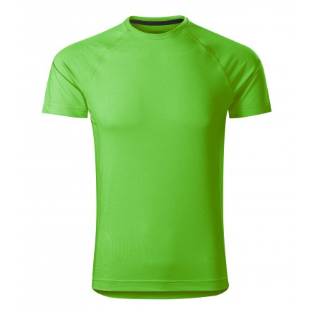 Pánské funkční triko MALFINI DESTINY 175 APPLE GREEN