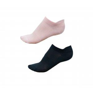 Ponožky 4F D4L20-SOD209 LIGHT PINK/DEEP BLACK