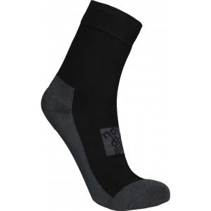 Ponožky NORDBLANC NBSX16382 CRYSTAL ČERNÁ