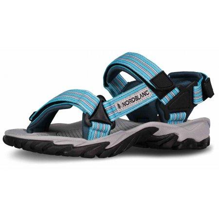 Dámské sandále NORDBLANC WELLY NBSS6878 MODRÁ