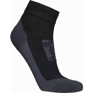 Ponožky NORDBLANC NBSX16370 ŠEDÝ MELÍR