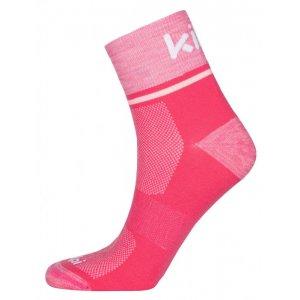 Ponožky KILPI REFTY-U MU0028KI RŮŽOVÁ