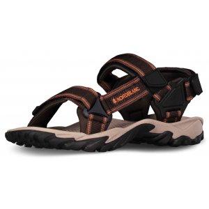 Pánské sandále NORDBLANC TACKIE NBSS6879 HNĚDÁ