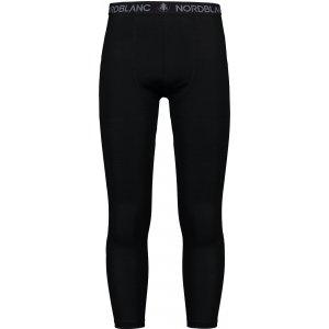 Pánské termo kalhoty NORDBLANC TENSILE NBWFM6871 CRYSTAL ČERNÁ