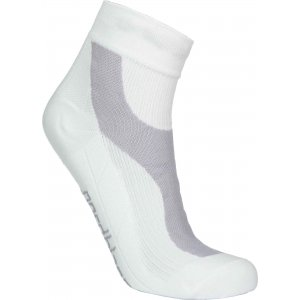 Sportovní kompresní ponožky NORDBLANC NBSX16373 BÍLÁ
