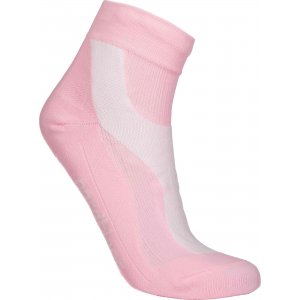 Sportovní kompresní ponožky NORDBLANC NBSX16373 RŮŽOVÁ