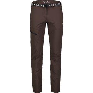 Dámské kalhoty NORDBLANC NBSPL7132 TEMNĚ HNĚDÁ