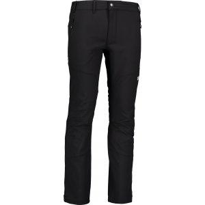 Pánské softshellové kalhoty NORDBLANC VAST NBSPM6830 CRYSTAL ČERNÁ