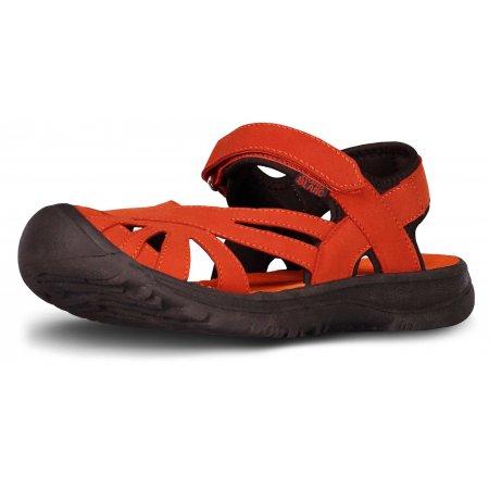 Dámské sandále NORDBLANC GLARY NBSS6881 ORANŽÁDA