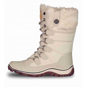 Dámské zimní boty NORDBLANC ICEBEAR NBHC6857 BÍLÁ