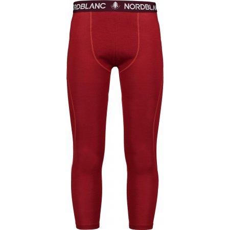 Pánské termo kalhoty NORDBLANC TENSILE NBWFM6871 RUSTIKÁLNÍ ORANŽOVÁ