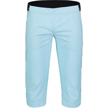 Dámské 3/4 kalhoty NORDBLANC SURETY SVĚTLE MODRÁ