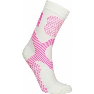 Sportovní ponožky NORDBLANC NBSX16376 BÍLÁ