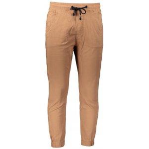 Pánské kalhoty OMBRE AP885 BEIGE