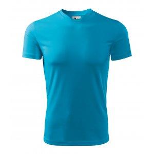 Pánské funkční triko MALFINI FANTASY 124 TYRKYSOVÁ