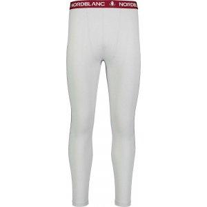 Pánské termo kalhoty NORDBLANC TORRID NBBMM7084 ŠEDÁ