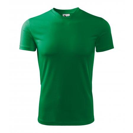 Pánské funkční triko MALFINI FANTASY 124 STŘEDNĚ ZELENÁ