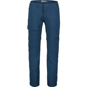 Pánské kalhoty/kraťasy NORDBLANC WEND NBSPM7124 MODRÝ PAPRSEK