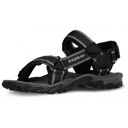 Dámské sandále NORDBLANC WELLY NBSS6878 CRYSTAL ČERNÁ