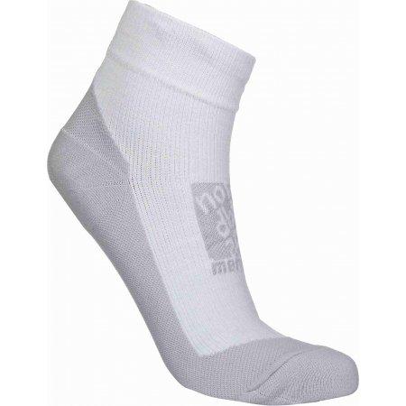 Ponožky NORDBLANC NBSX16370 SVĚTLE ŠEDÝ MELÍR