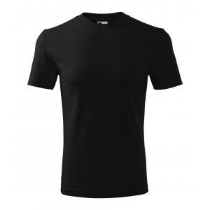 Pánské triko MALFINI CLASSIC 101 ČERNÁ