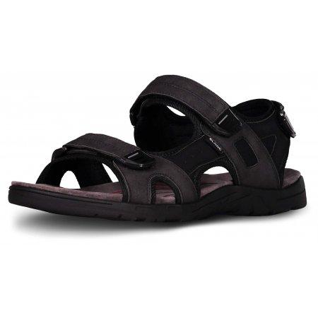 Pánské sandále NORDBLANC THONG NBSS6882 TMAVĚ ŠEDÁ