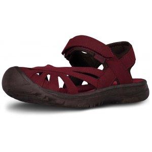 Dámské sandále NORDBLANC GLARY NBSS6881 VÍNOVÁ