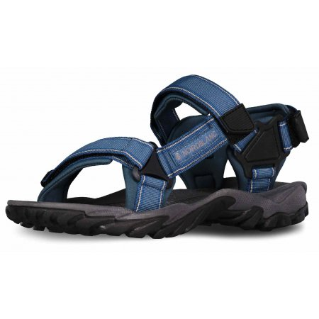 Pánské sandále NORDBLANC TACKIE NBSS6879 ŽELEZNÁ MODRÁ