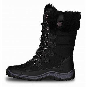 Dámské zimní boty NORDBLANC ICEBEAR NBHC6857 CRYSTAL ČERNÁ