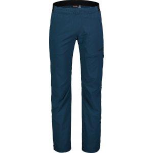 Pánské kalhoty NORDBLANC EQUABLE NBSPM7127 MODRÝ PAPRSEK