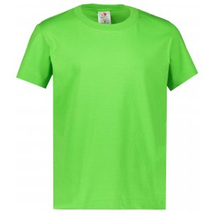 Dětské triko STEDMAN CLASSIC-T KIWI GREEN