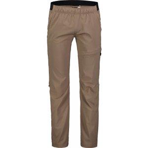 Pánské kalhoty NORDBLANC EQUABLE NBSPM7127 PODZIMNÍ HNĚDÁ